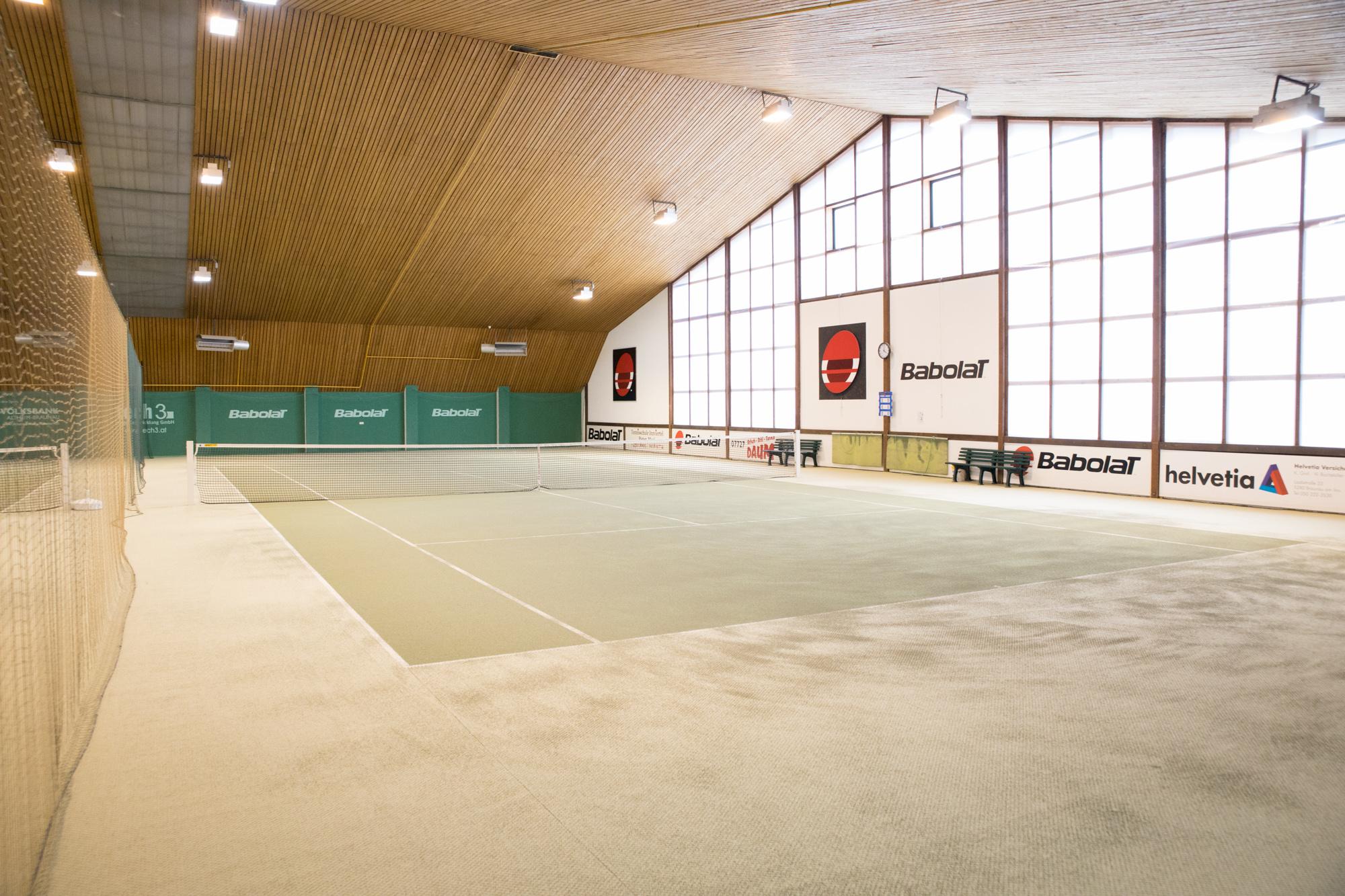 Tennishalle Braunau